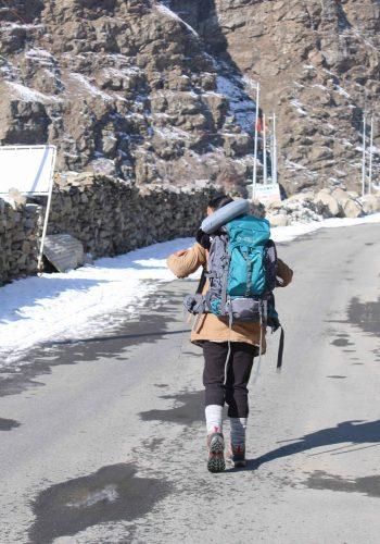 tripole rucksack